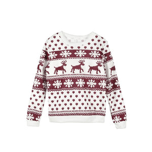 Santa's Classic Christmas Sweater