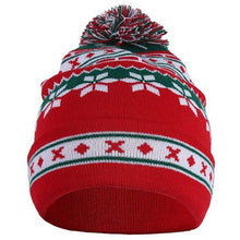 Load image into Gallery viewer, Wool Holiday Toque 🎄