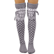 Load image into Gallery viewer, Winter Wonderland Thick-Knit Socks ❄️