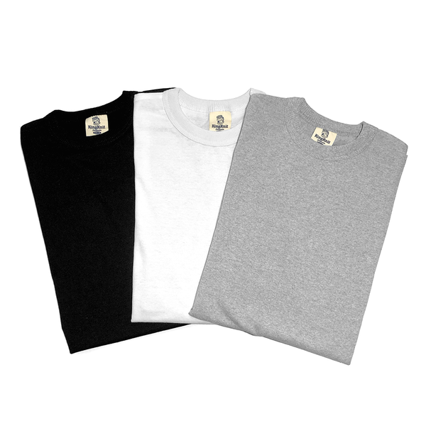 Basic T-shirts. Pack of 3