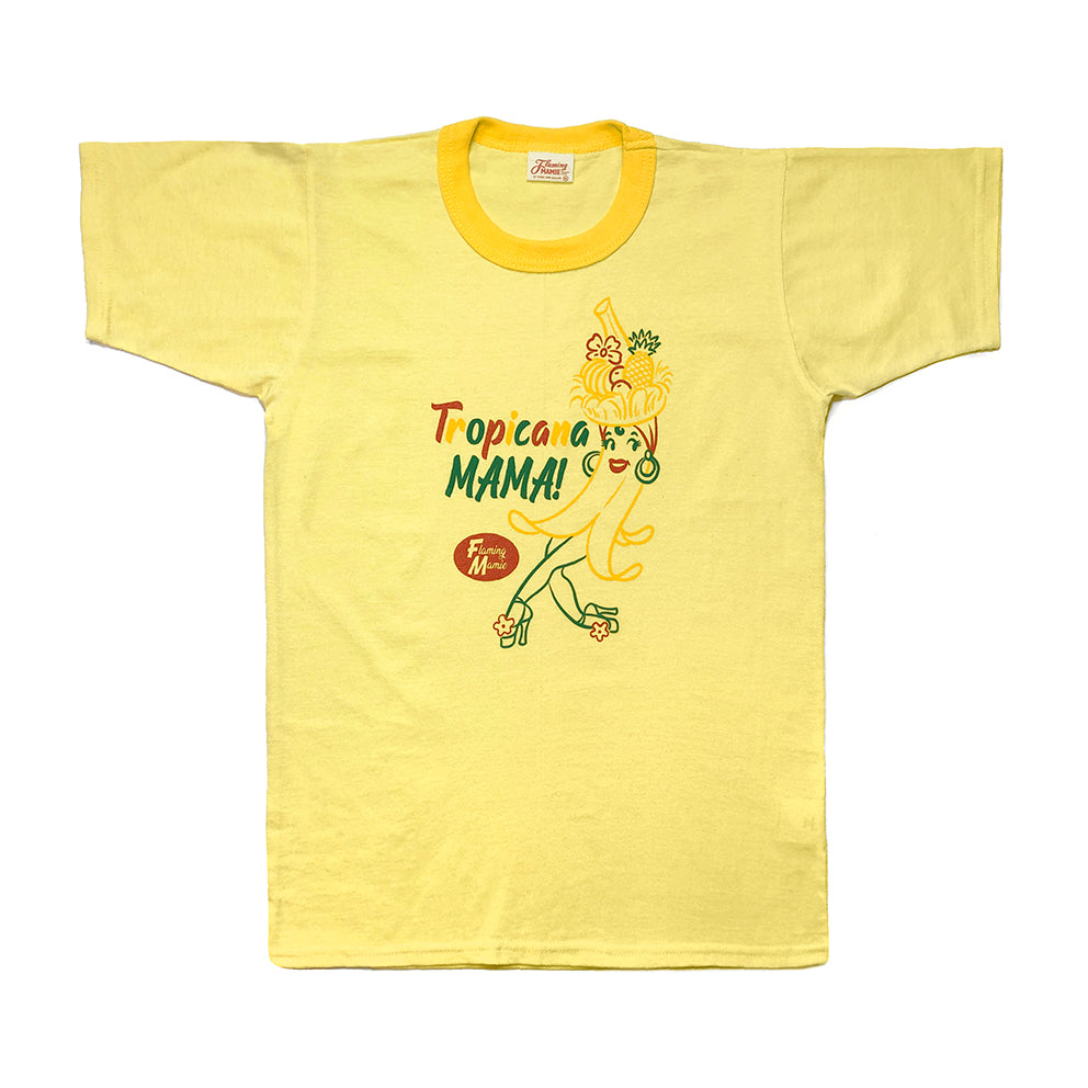 Women's T-shirt. Tropicana