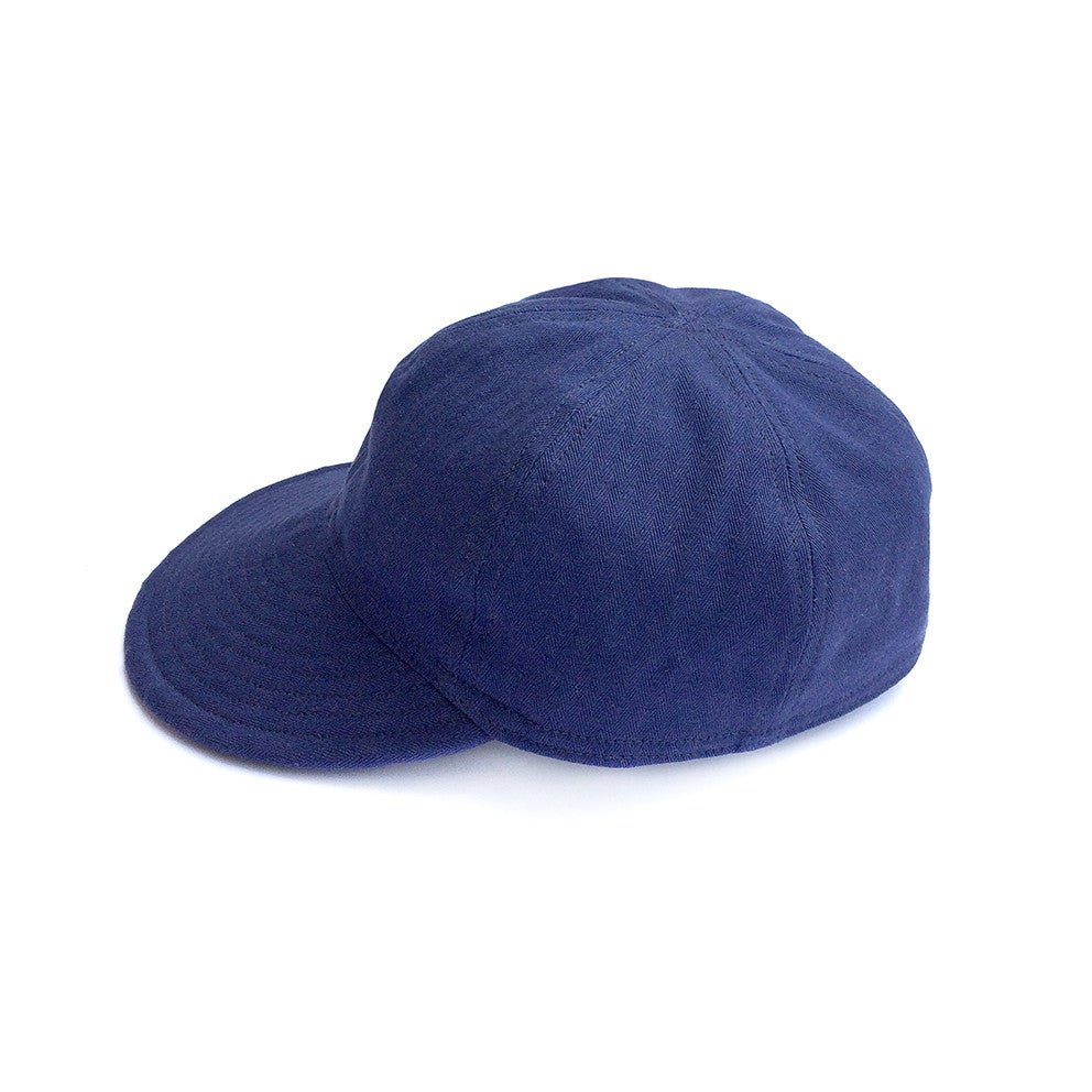 Cap Type A-3. Navy Blue HBT