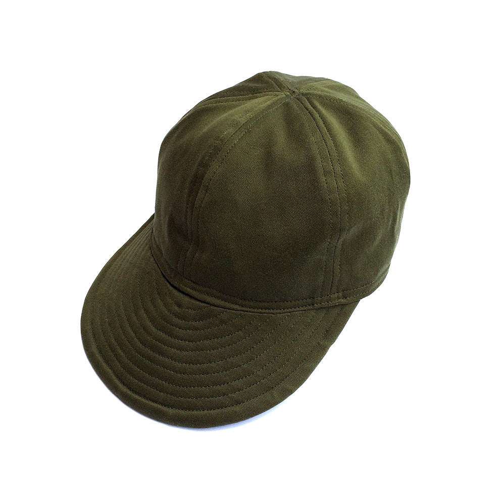 Cap Type A-3. Olive