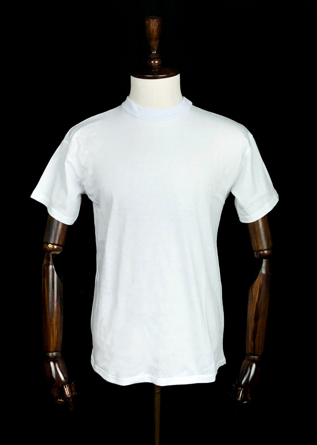 Basic T-shirt. White