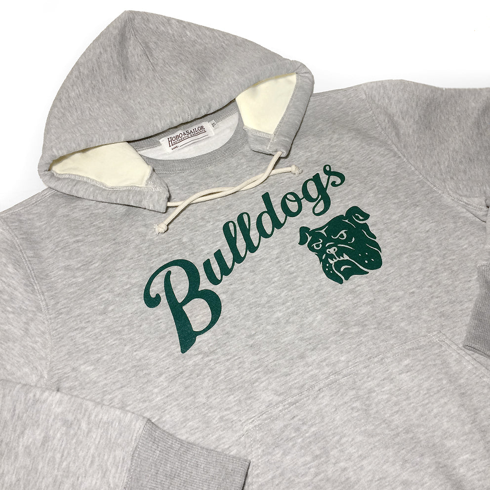 Hooded Sweatparka. Bulldogs