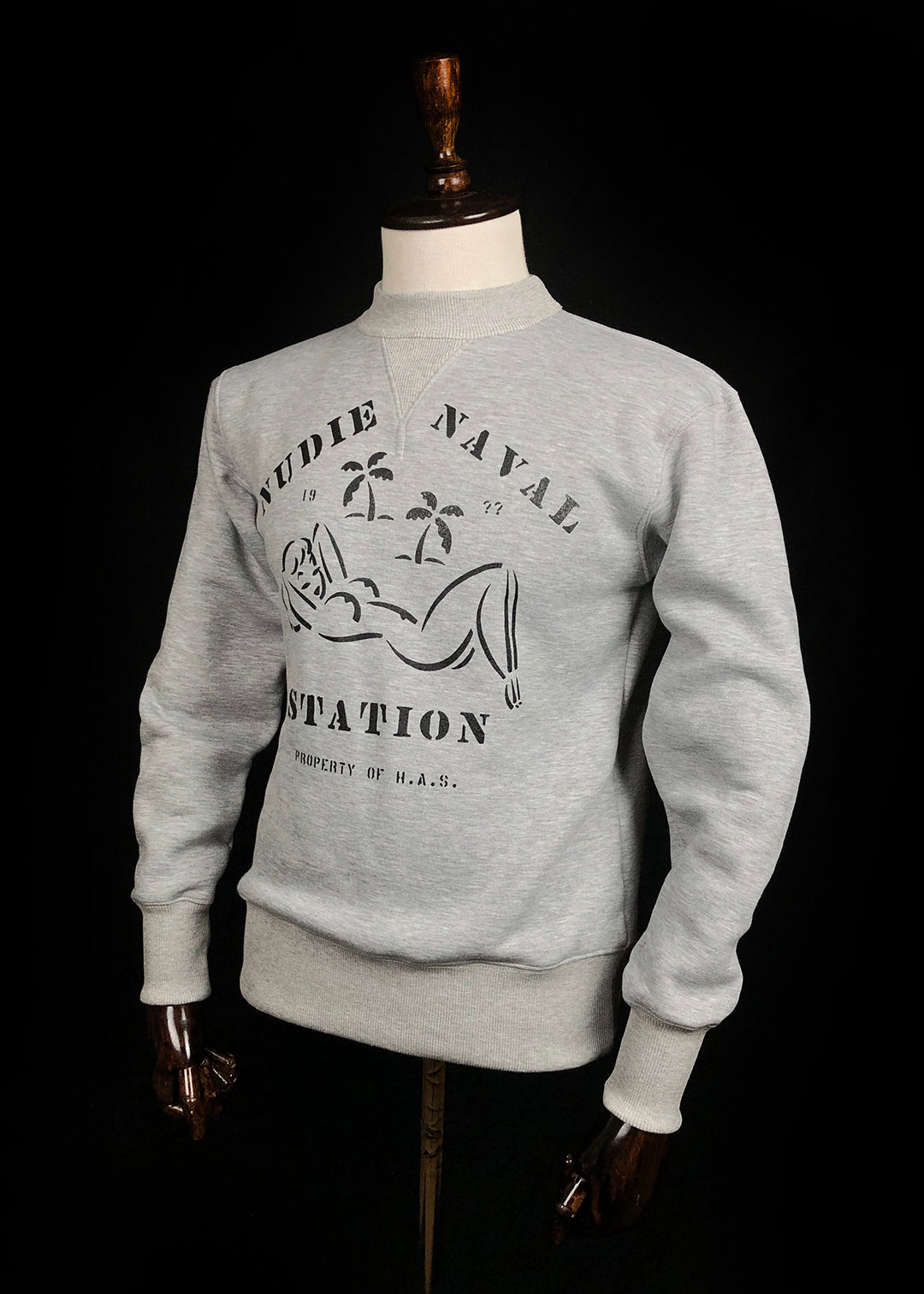 Sweatshirt. Nudie
