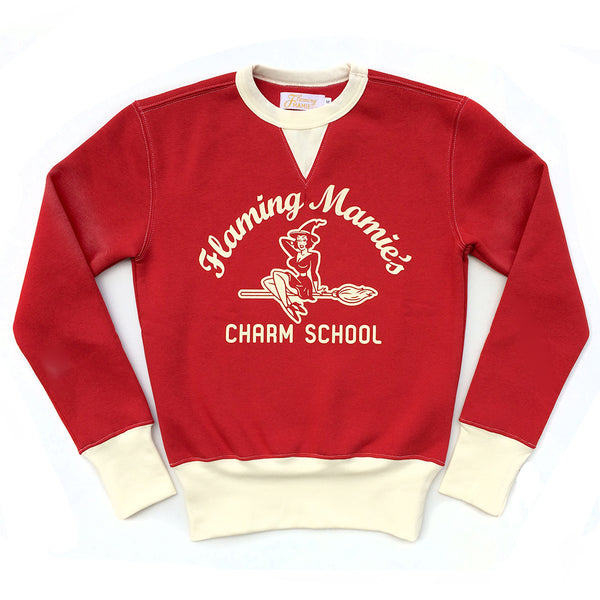 Sweatshirt. Charm School