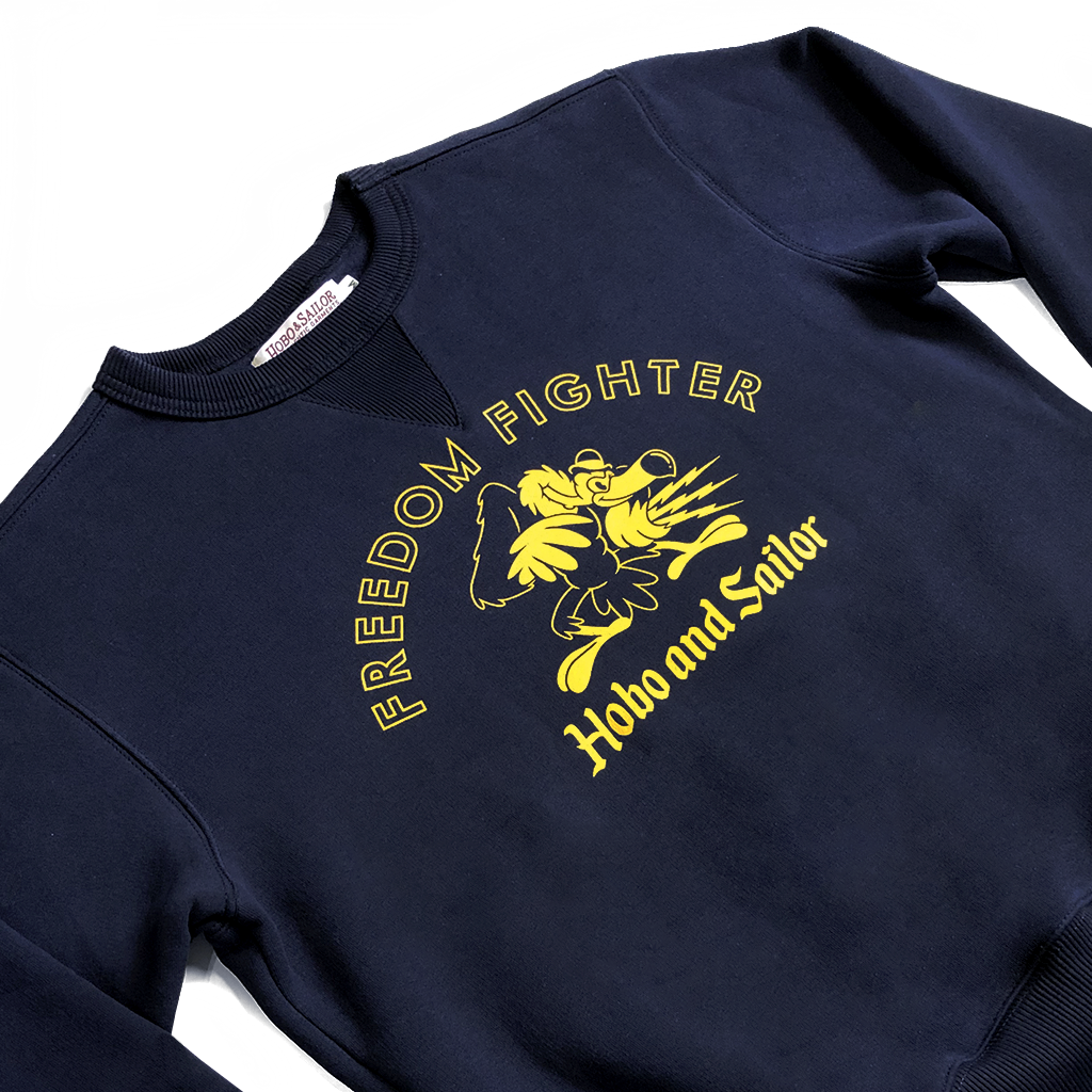 Sweatshirt. Freedom Fighter