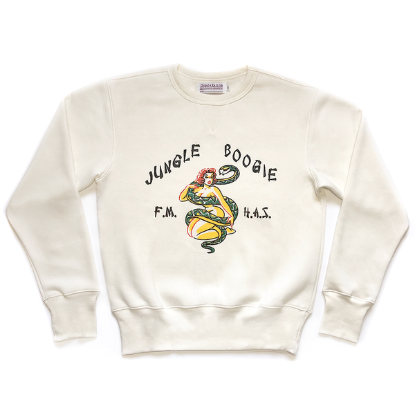 Sweatshirt. Jungle Boogie