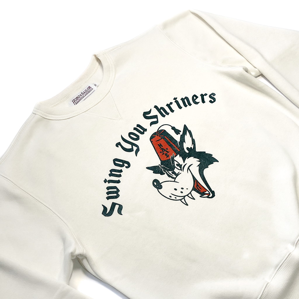 Sweatshirt. Shriner