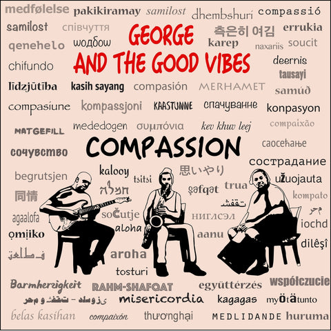 NEW TRIO ALBUM BY GEORGE AND THE GOOD VIBES