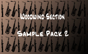 Woodwinds Sample Pack 2 - Click to Listen