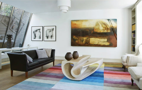 Pile Rug - Balthus - Limited Edition - Designed by Ptolemy Mann
