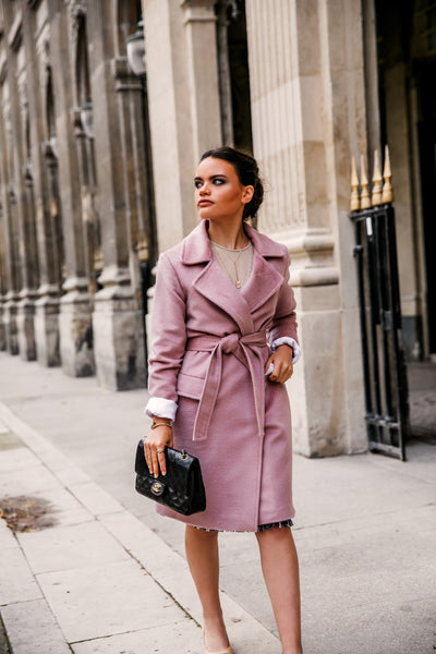 Paris cashmere coat