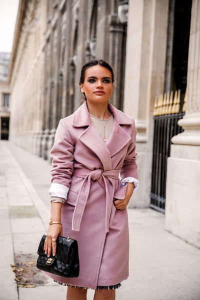 London cashmere coat