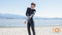 Cora's wetsuit - 2XU Women's A:1 Active Full Sleeve - XS