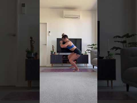 30min HIIT workout #3 with Ashleigh James