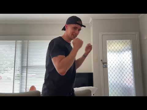 13min Lockdown shadow boxing workout with Greg Kelland