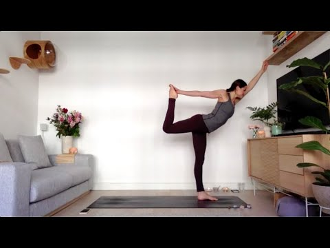 60min 'Allowing & Accepting' Vinyasa Yoga Practice with Samantha Shorter