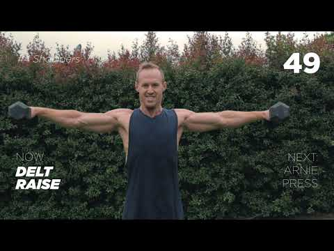 30min Full body at home strength workout with Gary Mulholland