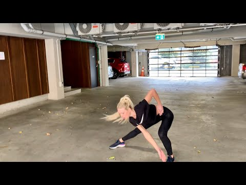 45min Scorpion HIIT with Rebekkah Farrell