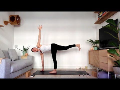 60min Vinyasa Yoga: Breath as Homecoming with Samantha Shorter