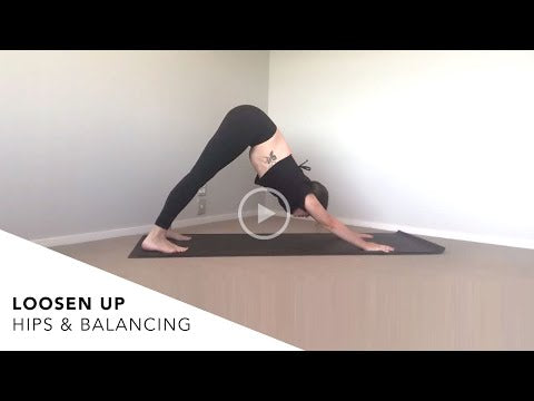 20min Yoga: Let Loose, Movement & Yoga Sequence with Claire Eli