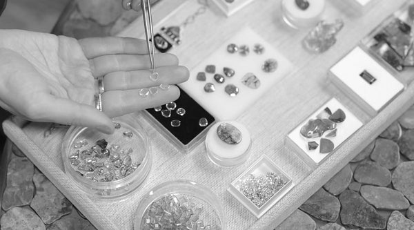 Selecting Gemstones