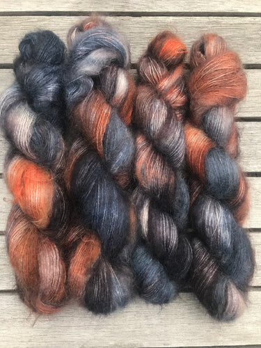 2ply Silk / Mohair 'Beachcomber'