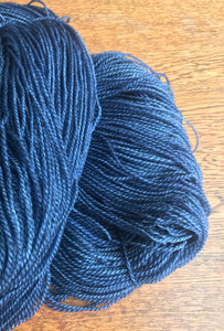 4ply Corriedale 'Thank You Officer'
