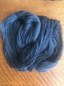 4ply Corriedale Non-Superwash 'Thank You Officer'