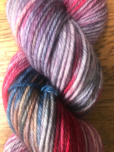 8ply Corriedale 'Show Pony'