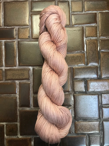 8ply Pima Cotton 'Blush'