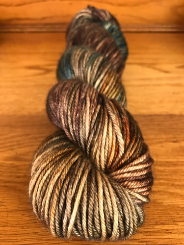 8ply Silk/Merino 'On the Banks'