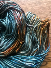 Load image into Gallery viewer, 8ply Silk/Merino 'Corrode'