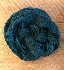 4ply Corriedale 'Wild Woods'