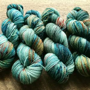 4ply Corriedale 'Corrode'
