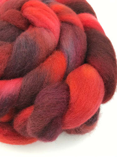 Fleece for spinning or felting, 'Heirloom'