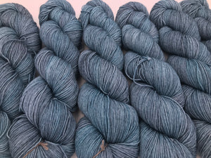 4ply Bluefaced Leicester 'Eyes, Eyes Baby'