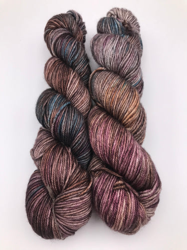 8ply Silk/Merino 'French Quarter'
