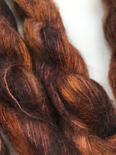 Load image into Gallery viewer, 2ply Silk / Mohair Minis 'Pecan'