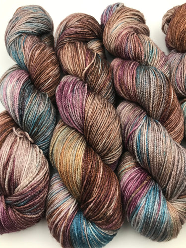 4ply Silk / Merino 'French Quarter'