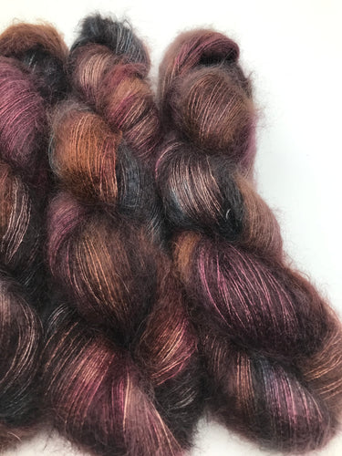 2ply Silk / Mohair 'French Quarter'
