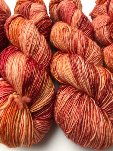 Merino Singles 'Toffee Apple'