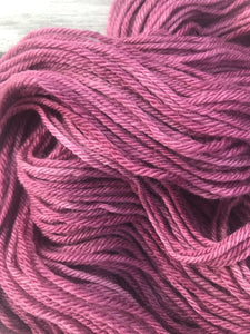 8ply Corriedale Non-Superwash 'Audubon'