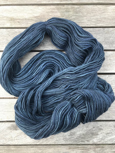 8ply Merino 'Thank You Officer'