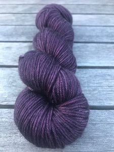 8ply Silk/Merino 'Ace of Cups'