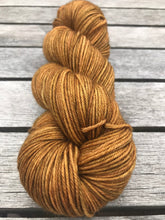 Load image into Gallery viewer, 8ply Bluefaced Leicester 'Ginger Crunch'