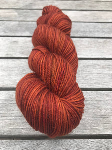 8ply Bluefaced Leicester 'Fireside'