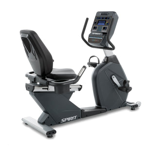 Spirit Fitness Hometrainer Ligfiets CR900LED